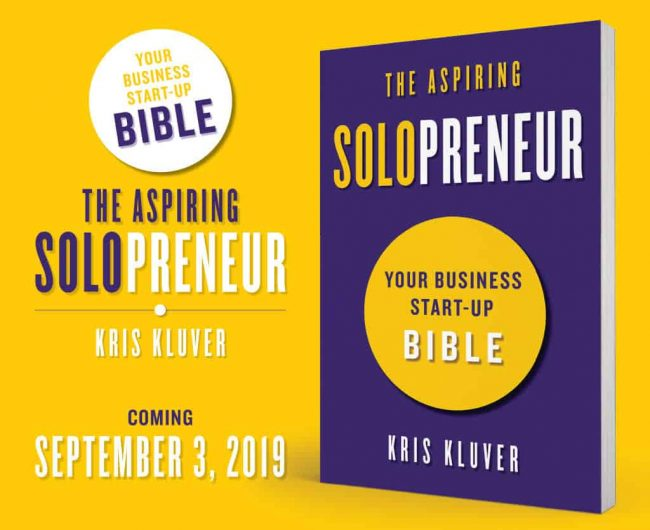 The Aspiring Solopreneur Your Business Start-Up Bible